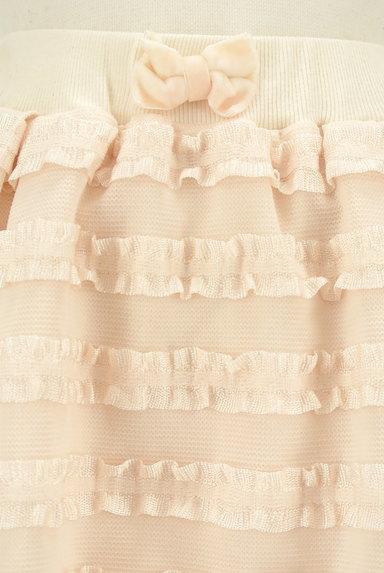 LIZ LISA(リズリサ)の古着「フリルミニフレアスカート(ミニスカート)」大画像4へ