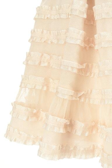 LIZ LISA(リズリサ)の古着「フリルミニフレアスカート(ミニスカート)」大画像5へ