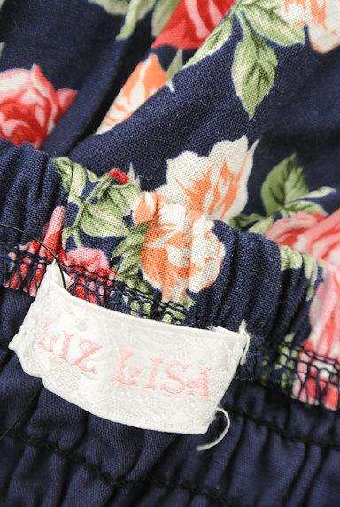 LIZ LISA(リズリサ)の古着「バラ柄コンビネゾン(コンビネゾン・オールインワン)」大画像6へ