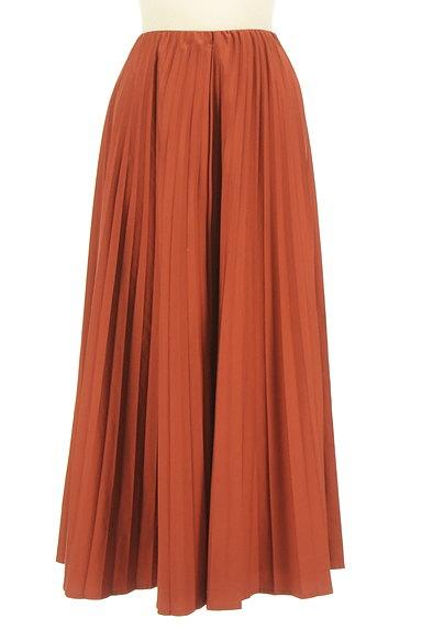Lily Brown(リリーブラウン)の古着「プリーツマキシスカート(ロングスカート・マキシスカート)」大画像1へ