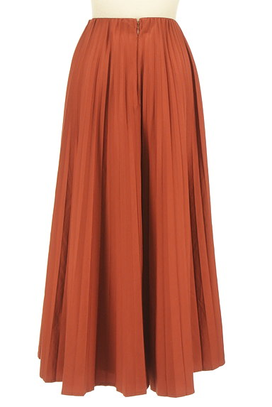 Lily Brown(リリーブラウン)の古着「プリーツマキシスカート(ロングスカート・マキシスカート)」大画像2へ