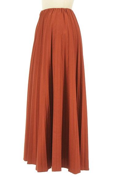 Lily Brown(リリーブラウン)の古着「プリーツマキシスカート(ロングスカート・マキシスカート)」大画像3へ