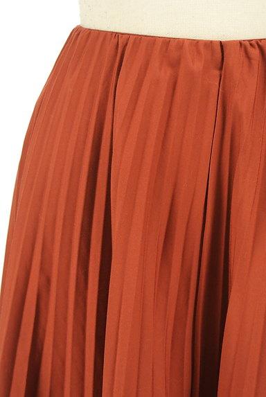 Lily Brown(リリーブラウン)の古着「プリーツマキシスカート(ロングスカート・マキシスカート)」大画像4へ