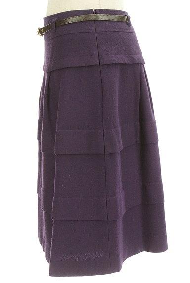 matrice BY VOICEMAIL(マトリーチェバイヴォイスメール)の古着「ベルト付きティアードフリルスカート(スカート)」大画像3へ