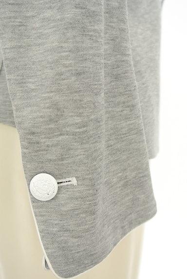 iCB(アイシービー)の古着「スウェットテーラードジャケット(ジャケット)」大画像4へ