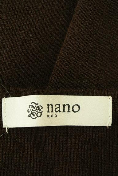 nano・universe(ナノユニバース)の古着「袖リボンニット(ニット)」大画像6へ
