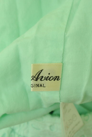 Par Avion(パラビオン)の古着「カットワーク刺繍ミニスカート(ミニスカート)」大画像6へ