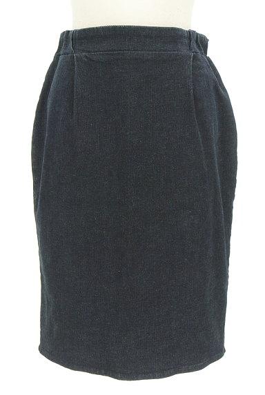 Par Avion(パラビオン)の古着「デニムタイトスカート(スカート)」大画像1へ