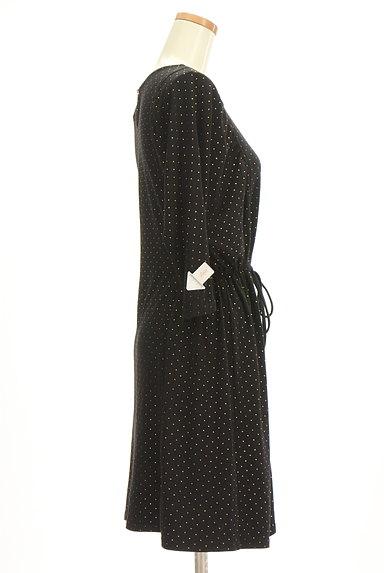 BEAMS Women's(ビームス ウーマン)の古着「スタッズドットワンピース(ワンピース・チュニック)」大画像4へ