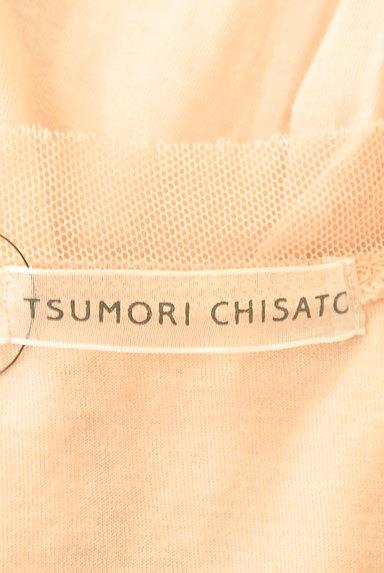 TSUMORI CHISATO(ツモリチサト)の古着「ビジュー+ラメプリントロングTシャツ(Tシャツ)」大画像6へ