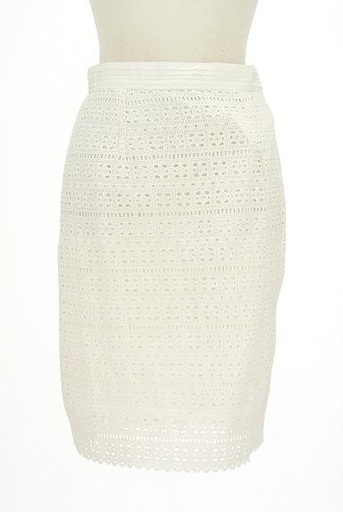 Banner Barrett(バナーバレット)の古着「カットワーク刺繍レースタイトスカート(スカート)」大画像1へ