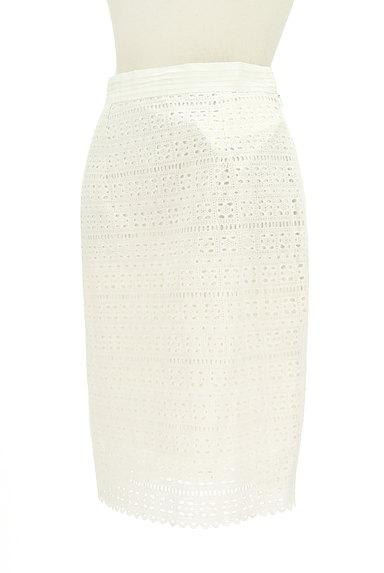 Banner Barrett(バナーバレット)の古着「カットワーク刺繍レースタイトスカート(スカート)」大画像3へ