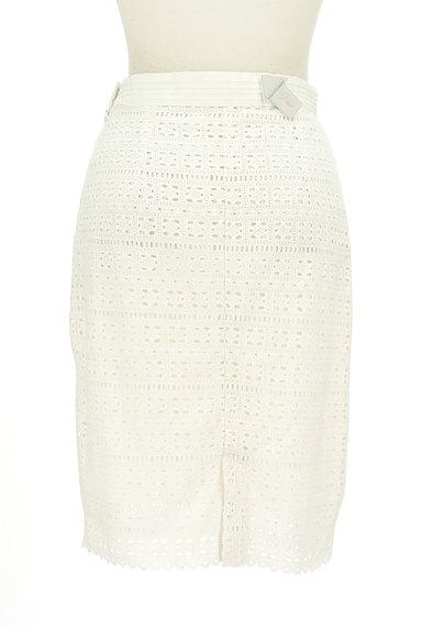 Banner Barrett(バナーバレット)の古着「カットワーク刺繍レースタイトスカート(スカート)」大画像4へ