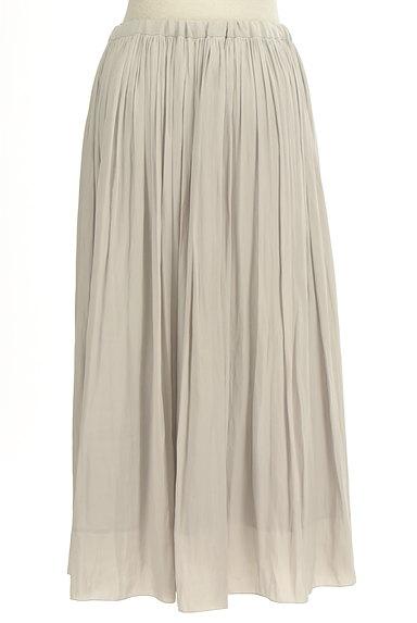 un dix cors(アンディコール)の古着「ギャザーフレアロングスカート(ロングスカート・マキシスカート)」大画像2へ