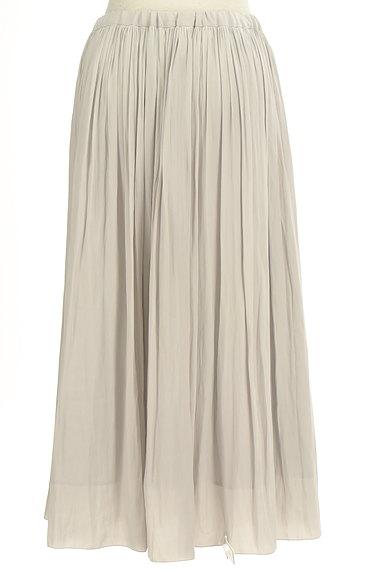 un dix cors(アンディコール)の古着「ギャザーフレアロングスカート(ロングスカート・マキシスカート)」大画像4へ