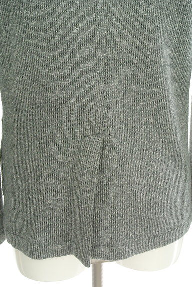 AZUL by moussy(アズールバイマウジー)の古着「ニットテーラードジャケット(ジャケット)」大画像5へ