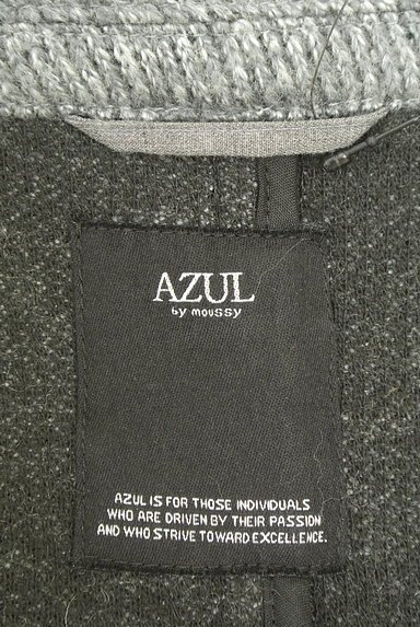 AZUL by moussy(アズールバイマウジー)の古着「ニットテーラードジャケット(ジャケット)」大画像6へ