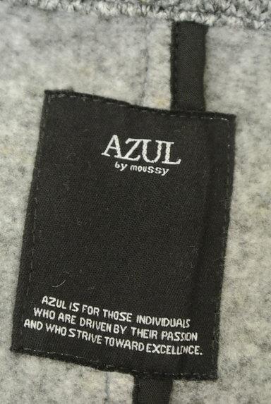 AZUL by moussy(アズールバイマウジー)の古着「ヘリンボーンニットジャケット(ジャケット)」大画像6へ