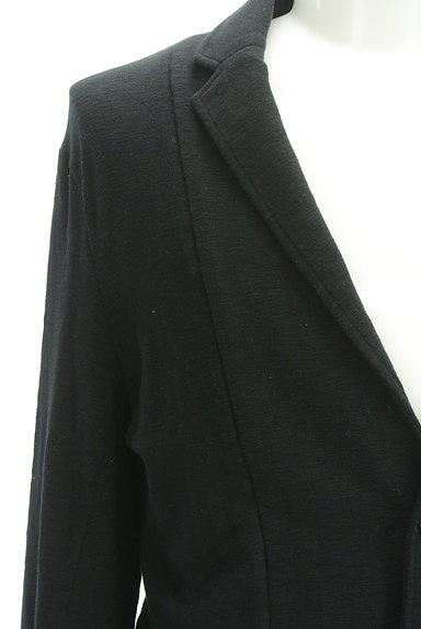 AZUL by moussy(アズールバイマウジー)の古着「コットンテーラードジャケット(ジャケット)」大画像4へ