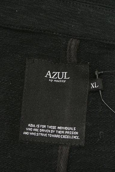 AZUL by moussy(アズールバイマウジー)の古着「コットンテーラードジャケット(ジャケット)」大画像6へ