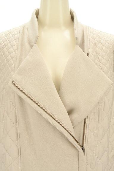 HIROKO BIS(ヒロコビス)の古着「キルティング切替ロングコート(コート)」大画像4へ