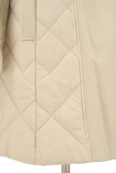 HIROKO BIS(ヒロコビス)の古着「キルティング切替ロングコート(コート)」大画像5へ