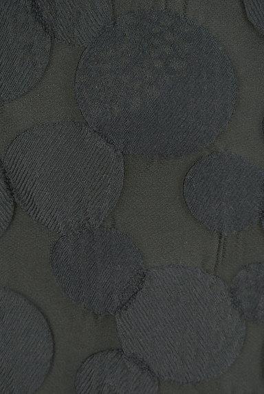 HIROKO BIS(ヒロコビス)の古着「エンボスドット7分袖ジャケット(ジャケット)」大画像5へ
