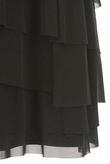 HIROKO BIS(ヒロコビス)の古着「ティアードフリルチュールスカート(スカート)」大画像5へ