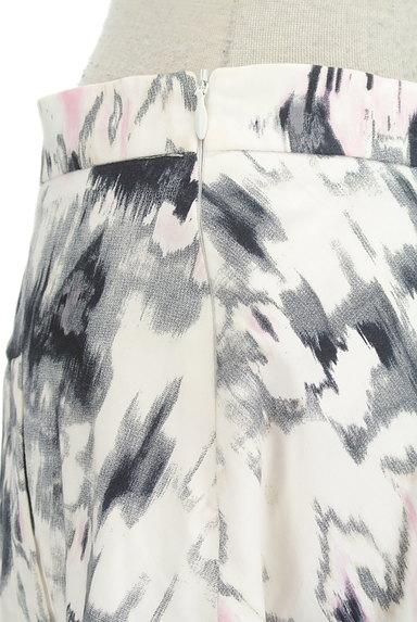 Sinequanone(シネカノン)の古着「ぼかしプリントフレアスカート(スカート)」大画像4へ