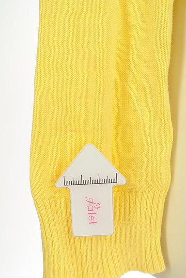 VICKY(ビッキー)の古着「ビジューボタンカラーカーディガン(カーディガン・ボレロ)」大画像5へ