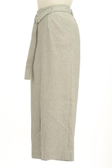 VICKY(ビッキー)の古着「ハイウエストアンクルパンツ(パンツ)」大画像3へ