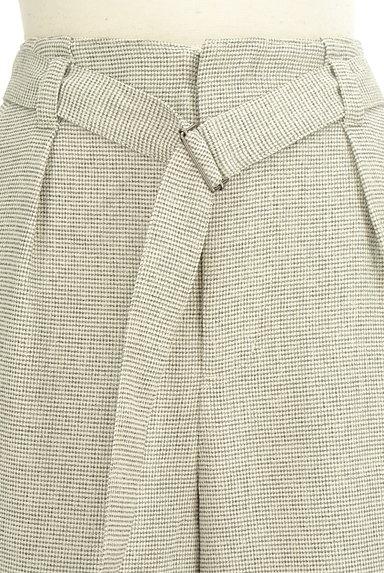 VICKY(ビッキー)の古着「ハイウエストアンクルパンツ(パンツ)」大画像4へ