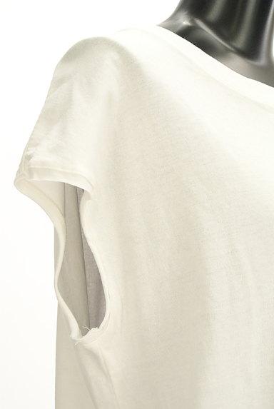 SLOBE IENA(スローブイエナ)の古着「フレンチスリーブロングカットソー(カットソー・プルオーバー)」大画像4へ