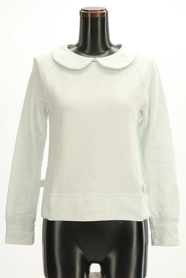 Franche lippee(フランシュリッペ)の古着「丸襟スウェットカットソー(カットソー・プルオーバー)」大画像1へ