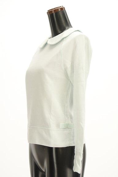 Franche lippee(フランシュリッペ)の古着「丸襟スウェットカットソー(カットソー・プルオーバー)」大画像3へ