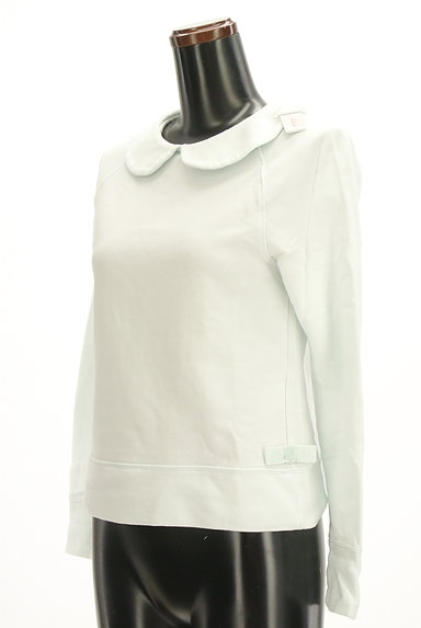 Franche lippee(フランシュリッペ)の古着「丸襟スウェットカットソー(カットソー・プルオーバー)」大画像4へ