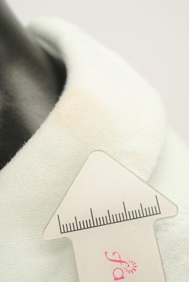 Franche lippee(フランシュリッペ)の古着「丸襟スウェットカットソー(カットソー・プルオーバー)」大画像5へ