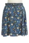Franche lippee(フランシュリッペ)の古着「ミニスカート」後ろ