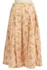 JILLSTUART(ジルスチュアート)の古着「ロングスカート・マキシスカート」後ろ