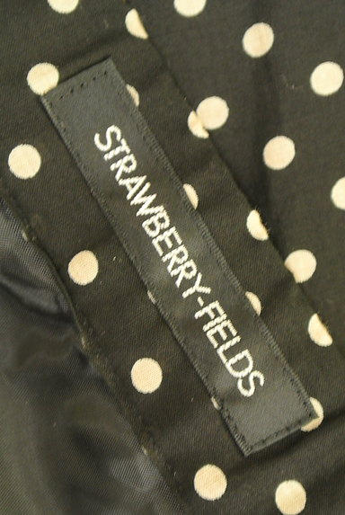 STRAWBERRY-FIELDS(ストロベリーフィールズ)の古着「ミモレ丈ドット柄フレアスカート(ロングスカート・マキシスカート)」大画像6へ