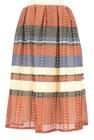 STRAWBERRY-FIELDS(ストロベリーフィールズ)の古着「ロングスカート・マキシスカート」前