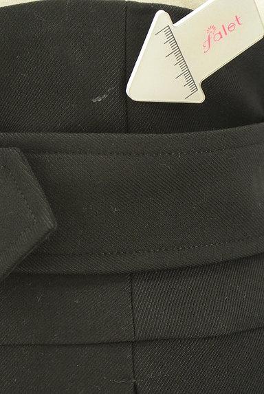 rienda(リエンダ)の古着「ハイウエストベルト付きワイドパンツ(パンツ)」大画像5へ