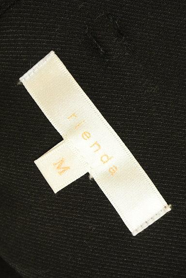 rienda(リエンダ)の古着「ハイウエストベルト付きワイドパンツ(パンツ)」大画像6へ