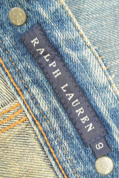 Ralph Lauren(ラルフローレン)の古着「前スリット膝丈デニムスカート(スカート)」大画像6へ