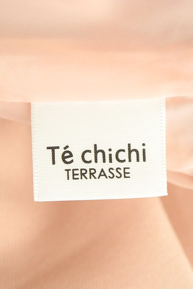 Te chichi(テチチ)の古着「シンプル起毛ワイドパンツ(パンツ)」大画像6へ