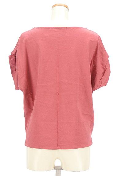 Te chichi(テチチ)の古着「袖タックコットンリネンカットソー(カットソー・プルオーバー)」大画像2へ