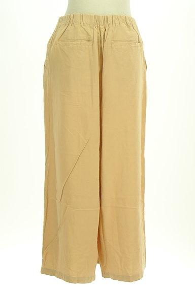 SM2(サマンサモスモス)の古着「コットンリネンワイドパンツ(パンツ)」大画像2へ