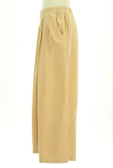 SM2(サマンサモスモス)の古着「コットンリネンワイドパンツ(パンツ)」大画像3へ
