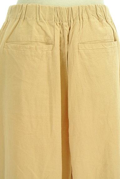 SM2(サマンサモスモス)の古着「コットンリネンワイドパンツ(パンツ)」大画像4へ