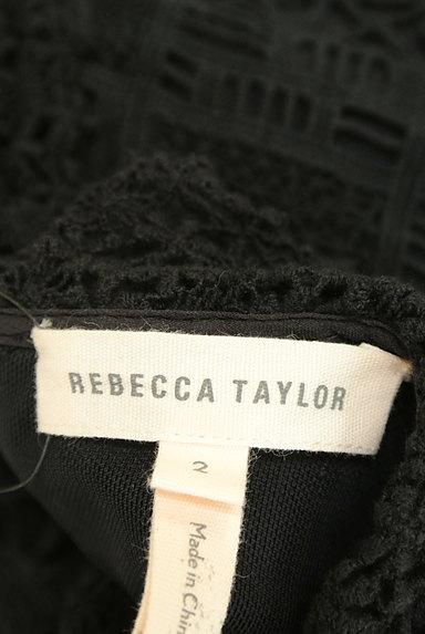 REBECCA TAYLOR(レベッカテイラー)の古着「刺繍レースロングワンピース(ワンピース・チュニック)」大画像6へ